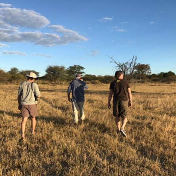 Persoonlijk leiderschapsreis Botswana